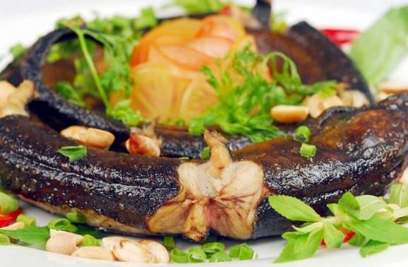 Cách làm món Lươn chiên giòn chấm mắm me ngon