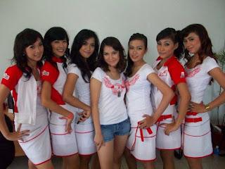 Foto SPG Terbaru 2012 | Kumpulan Gambar Seksi SPG 2012