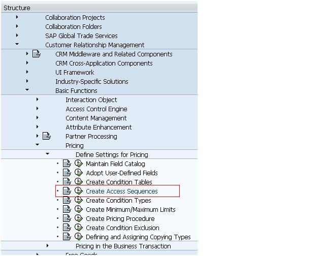 sap crm pricing configuration guide