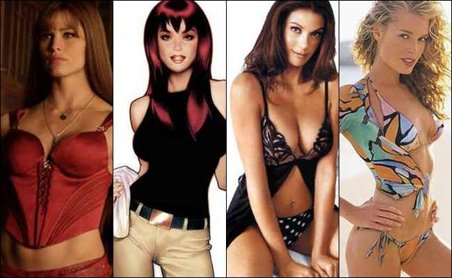 10 Wanita Tercantik dan ter Hot yang ada di Komik