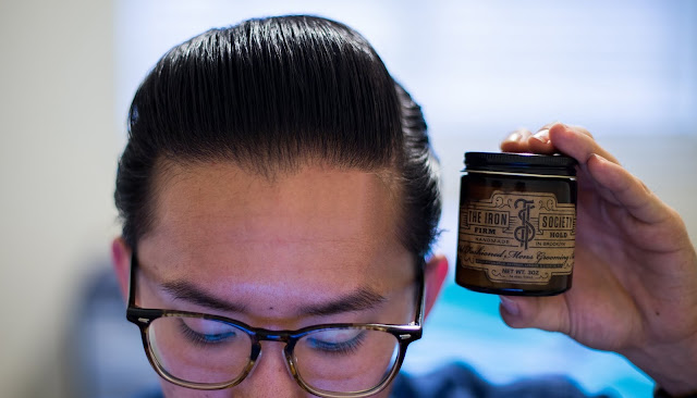 The Iron Society Firm Hold Pomade Review