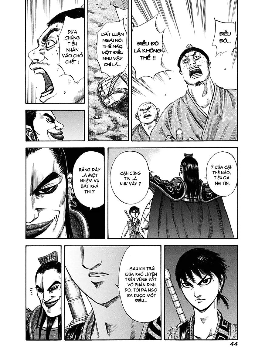 Kingdom – Vương Giả Thiên Hạ (Tổng Hợp) chap 121 page 4 - IZTruyenTranh.com