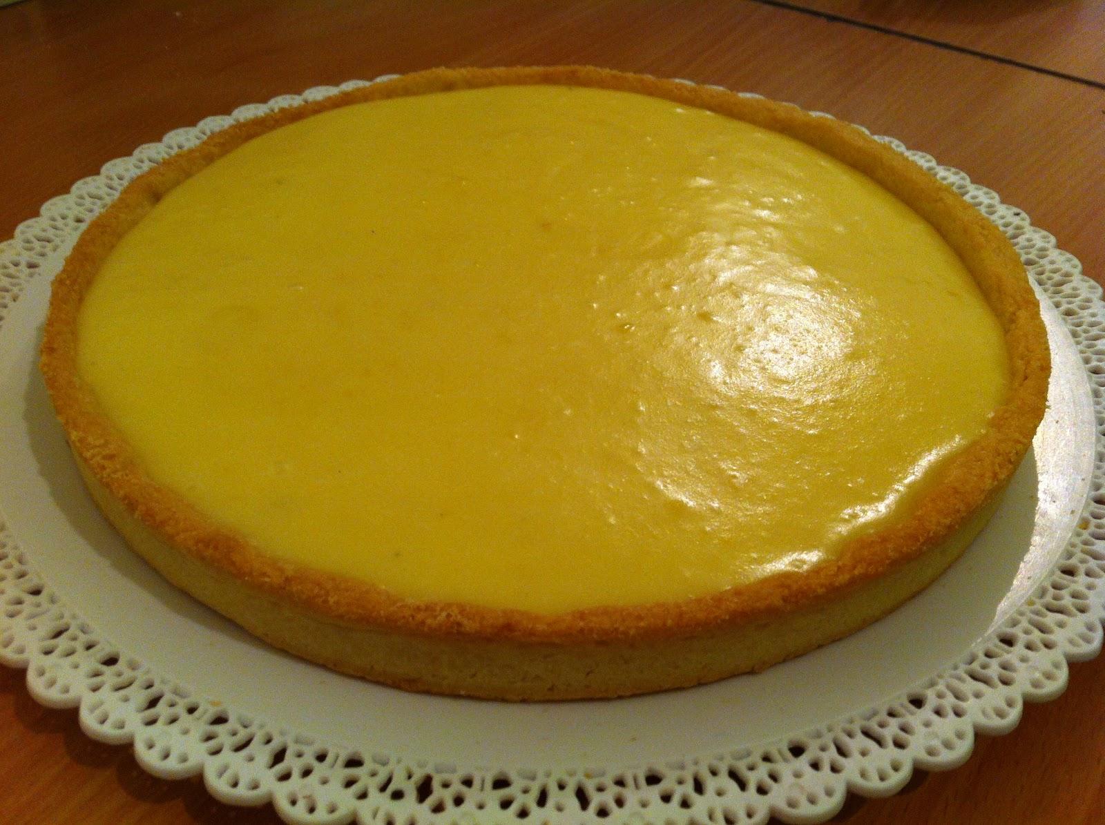Lauryeva tarte au citron meringu e recette cap - Recette tarte citron meringuee ...