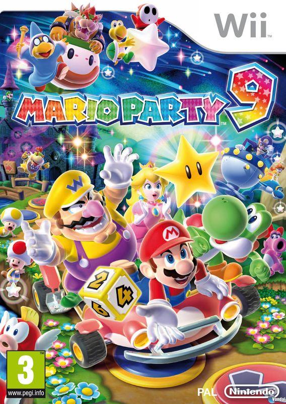 mario party 9 wii español espero sea de su agrado mario party 9 wii