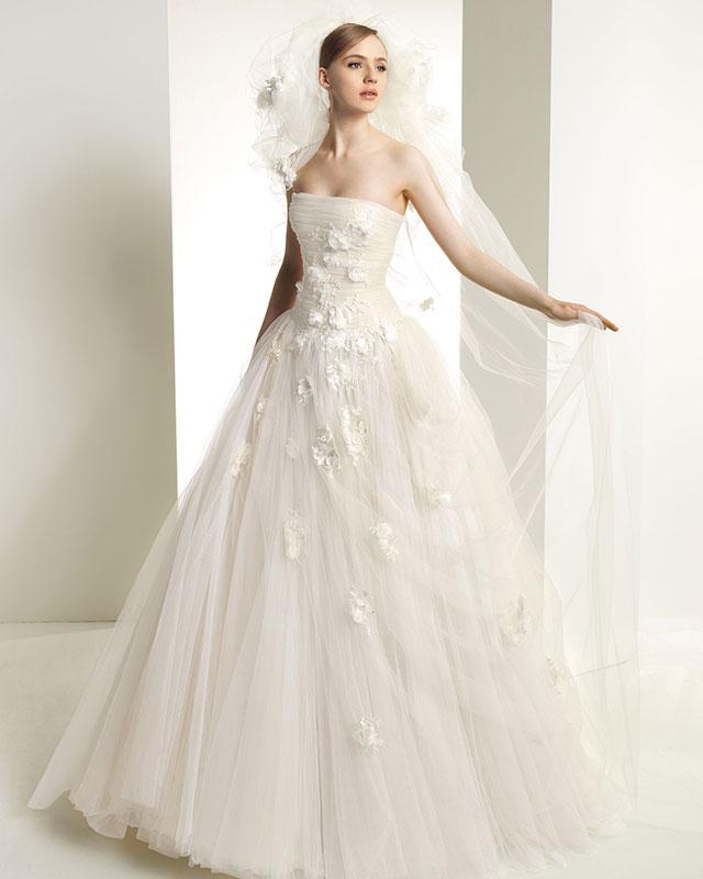 La fascinante collection de robes de mariée Rosa Clara 2014  Tout ...