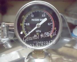 Pressure Gauge Autoclave YX-280D