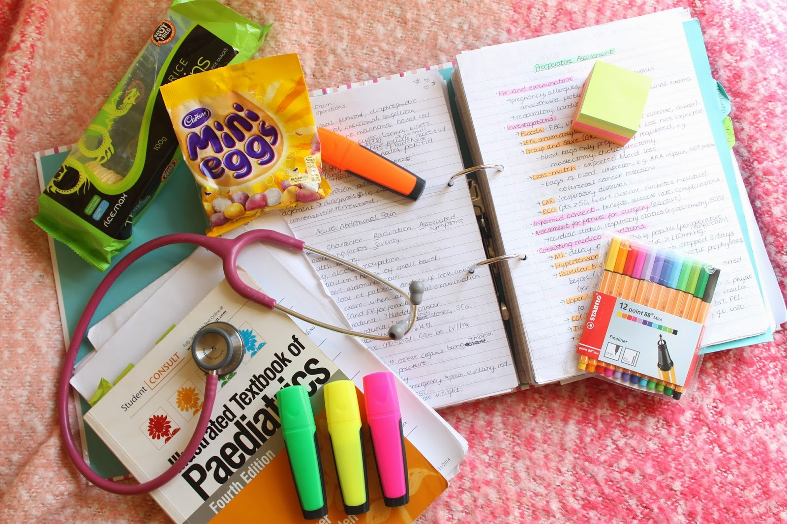 How to survive exams