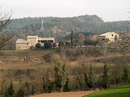 La masia La Sala des de la Masoveria