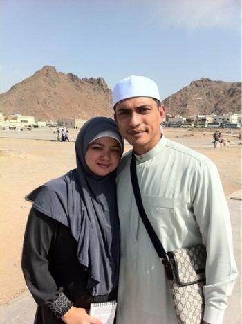 adi putra dan isteri bercerai