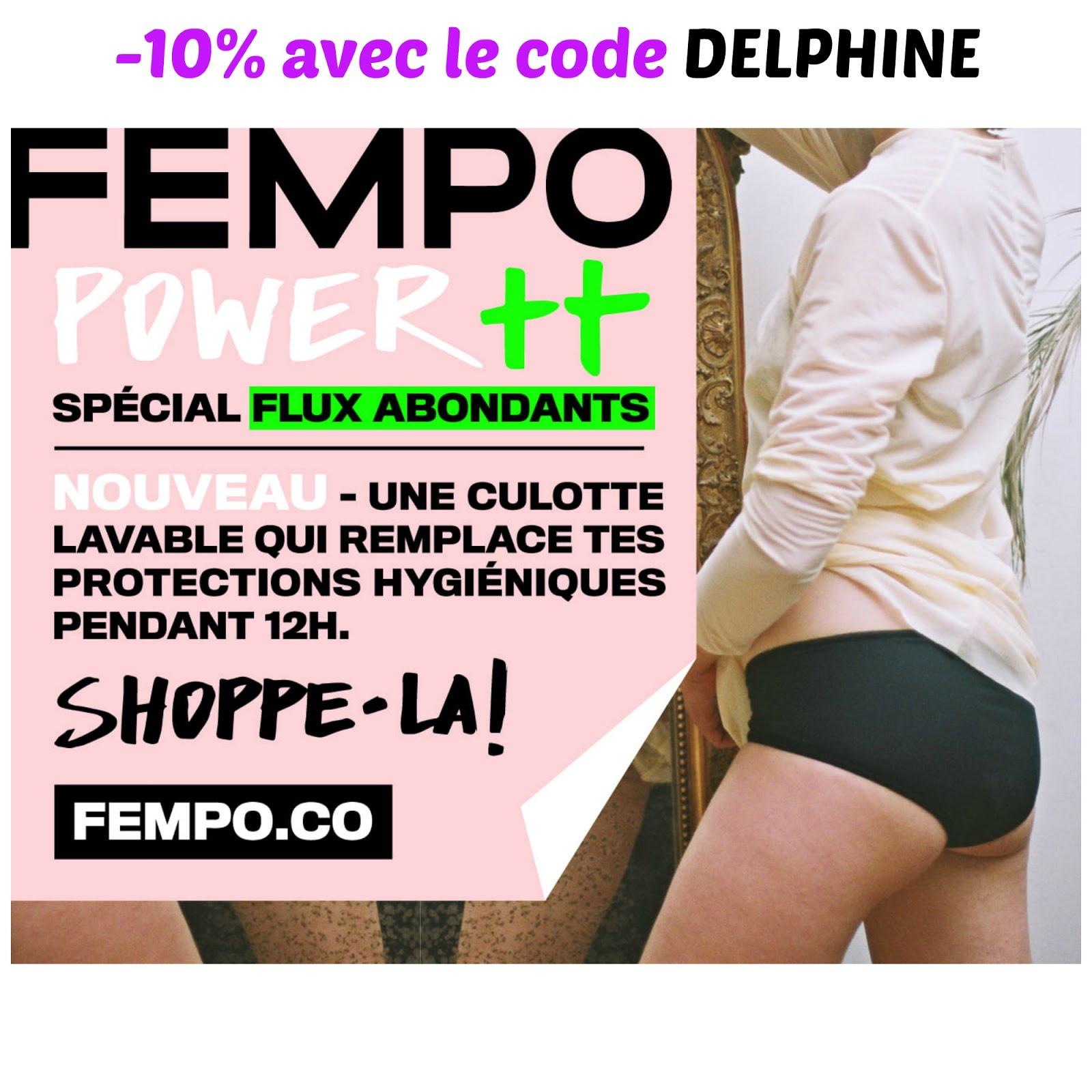 FEMPO, culotte de règle