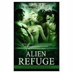 Alien Refuge Poster