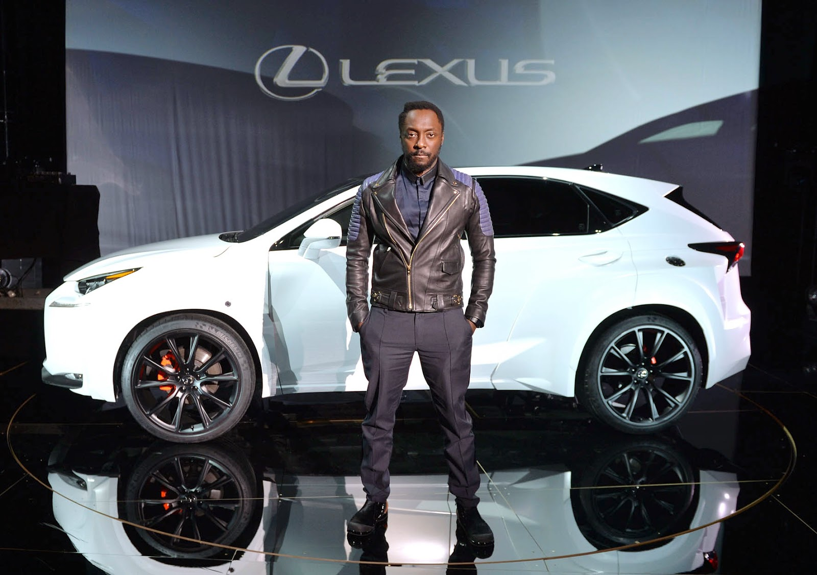 NEW | will.i.am designs own Lexus NX
