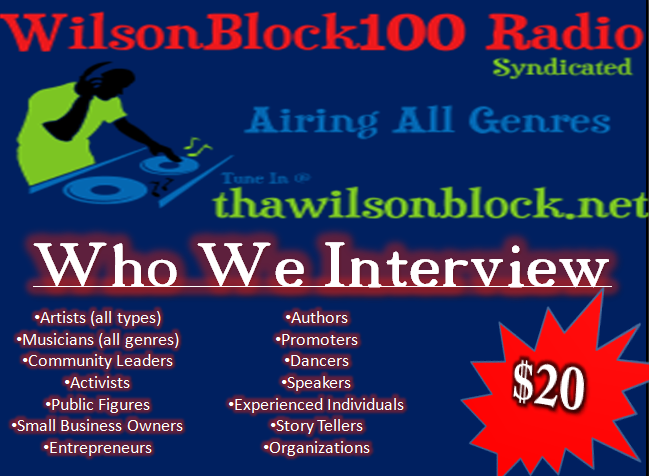 Book an Interview With Us!