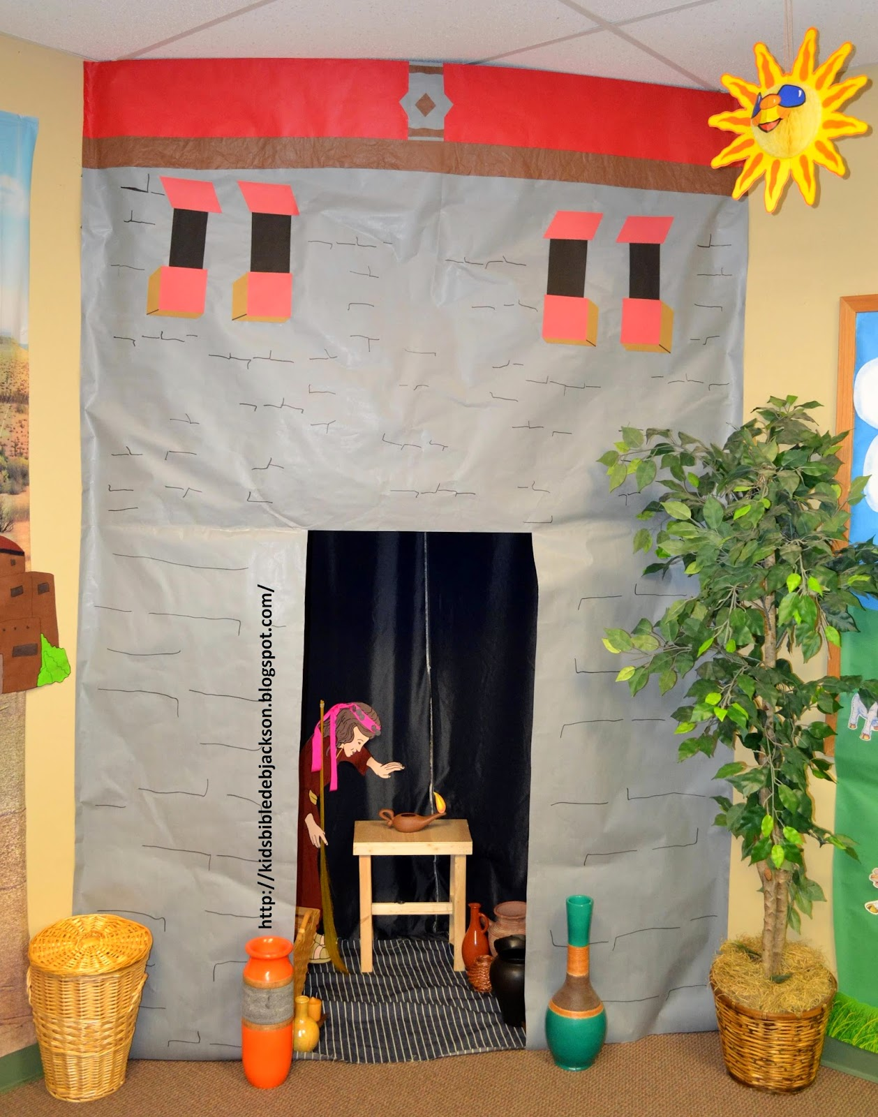 Bible Fun For Kids Parables Of Jesus Vbs Day 3 The Lost