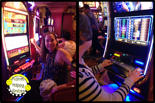 Gambling with mom