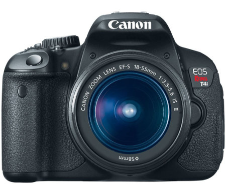 Canon EOS Rebel T4i Digital SLR Camera