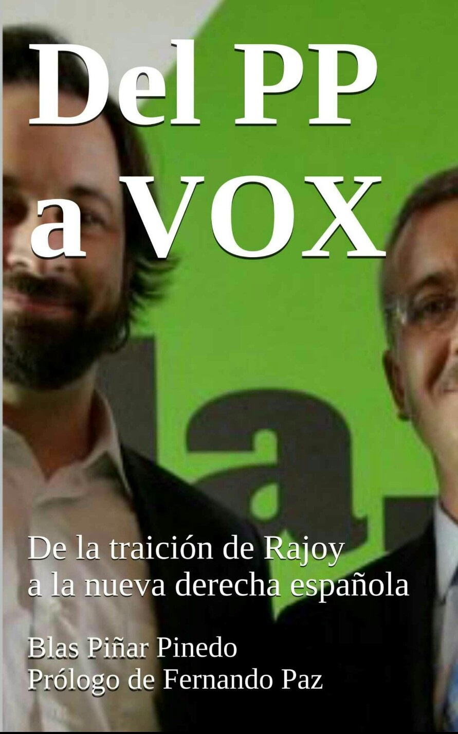 DEL PP A VOX, ebook en Amazon
