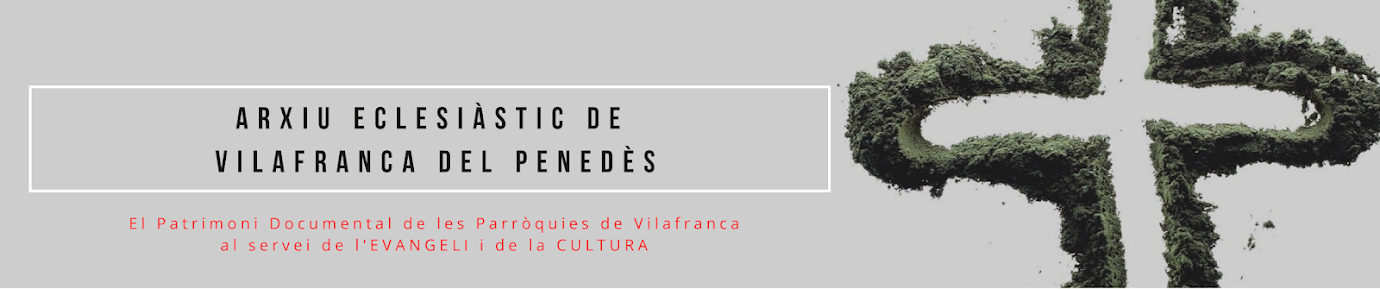 Arxiu Eclesiàstic de Vilafranca del Penedès
