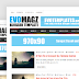 Download Evo Magz Blogger Template Gratis