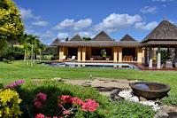 Tamarina Golf Estate & Beach Club mauritius irs project