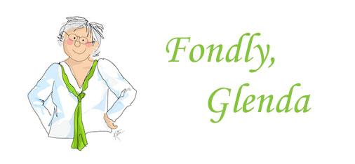 Fondly, Glenda