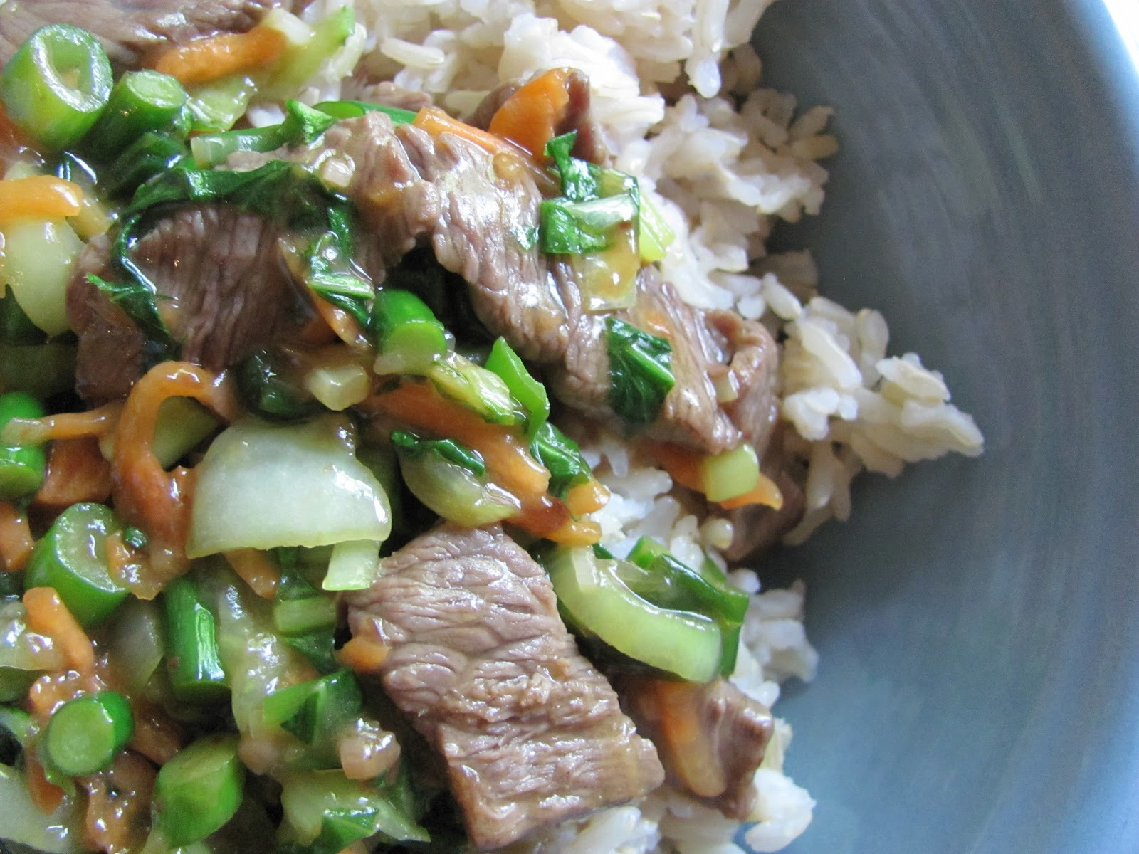 Beef And Garlic Scape Stir-fry Recipes — Dishmaps