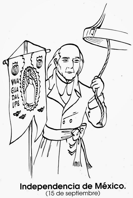 Dibujos del grito dela independencia - Imagui