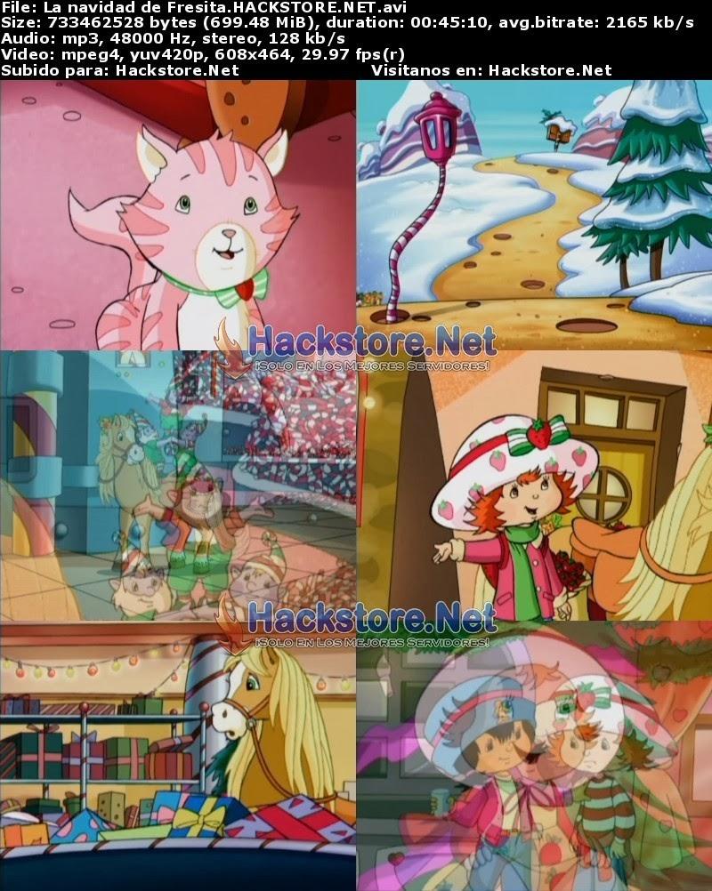 Captura La Navidad de Rosita Fresita (2003) DVDRip Latino