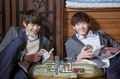 Biodata Pemeran Drama Korea School 2013