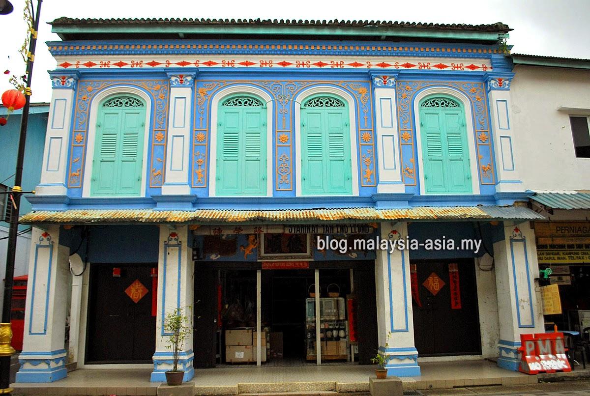 utilitarian building Terengganu