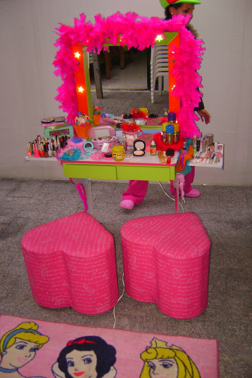 CAMARIM KIDS - Salão de beleza infantil na sua festa!