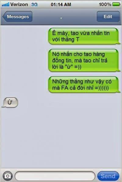 Tin nhắn hài hước - 02