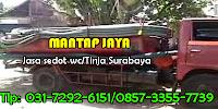 Sedot WC Karangpilang-Surabaya Selatan