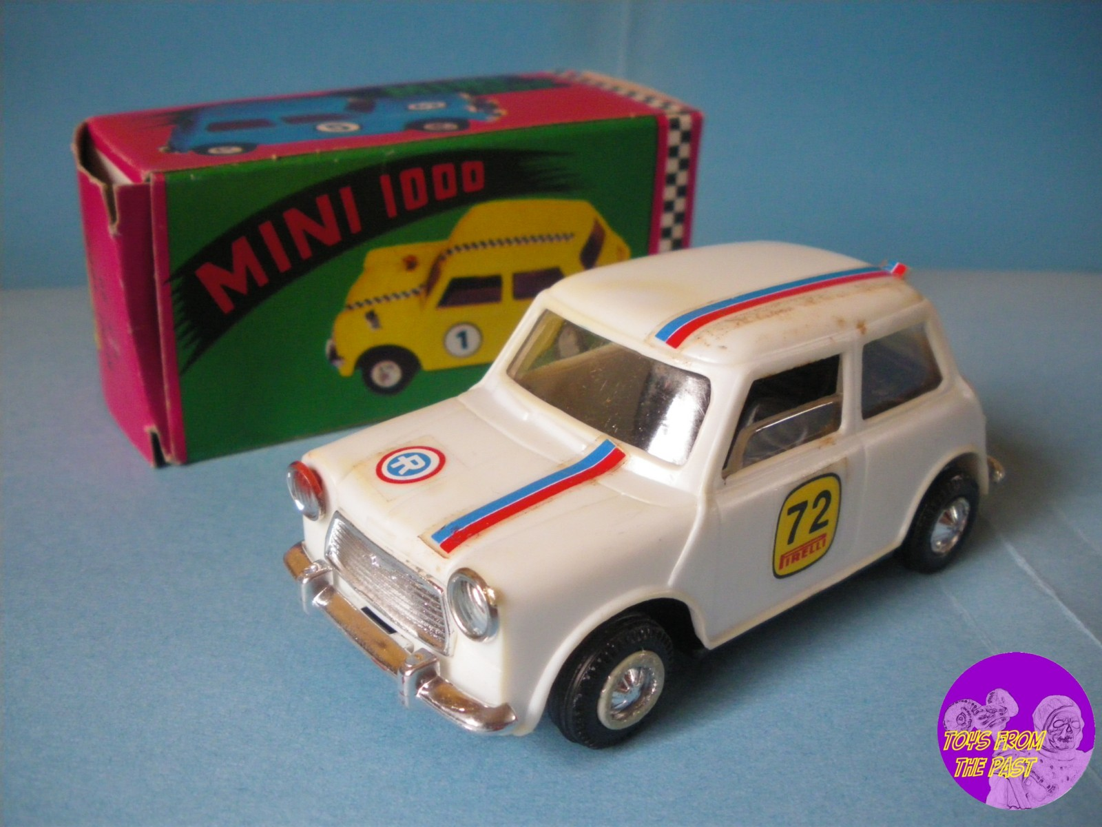 Toys From The Past : Toys from the past gozÁn mini around