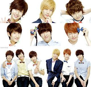 Koleksi Foto dan Biodata BoyFriend Boyband Korea