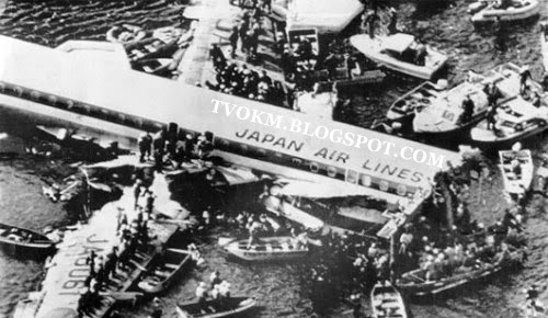 japan air lines 1985 tragedy