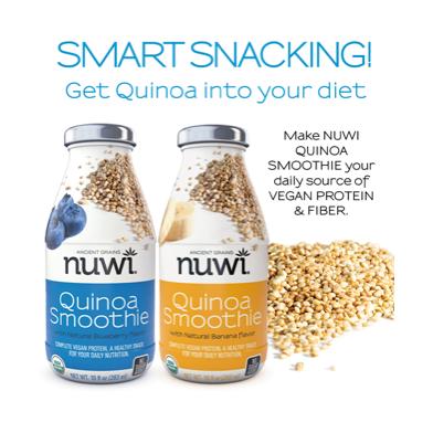 Nuwi Quinoa Smoothie