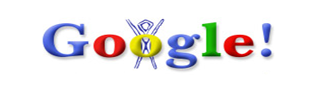 Google 2nd Logo in August 1998