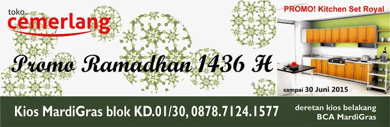 Toko CEMERLANG, Lebih Hemat --> 0878.7127.1577