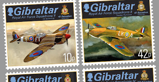 Gibraltar: NEW RAF Squadrons II