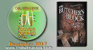 Book Cover of the Month December - The Butcher's Block