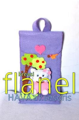 dari flanel ga perlu susah susah kami jual online aksesoris dari kain