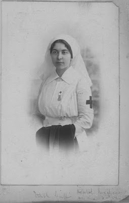 Nursing Sister WW1 Photo Album  40R Nurse