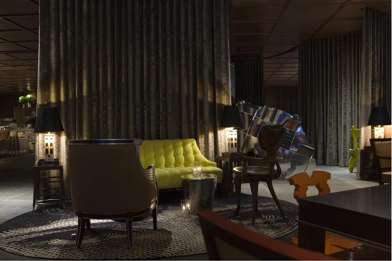 Maison grace philippe starck sls hotel beverly hills for Maison hotel beverly hills