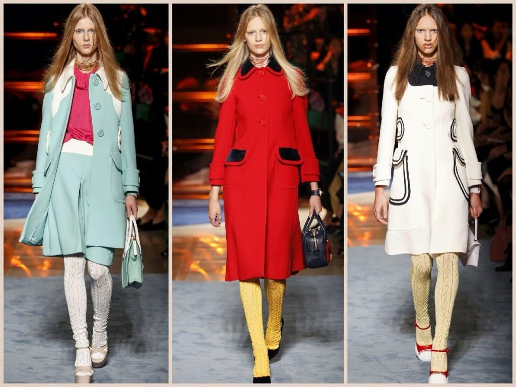 miu miu, sfilate, milano fashion week, collezione primavera estate 2014, cappotti