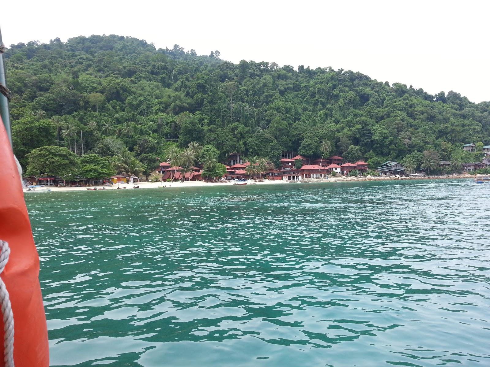 pieh rizfie pulau perhentian day 1
