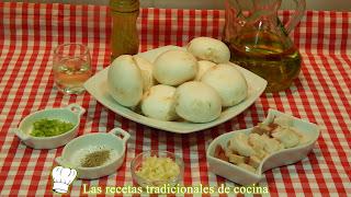 Receta de champiñones a la Segoviana