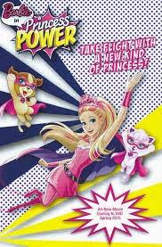 Barbie Súper Princesa (2015) [3GP-MP4] Online