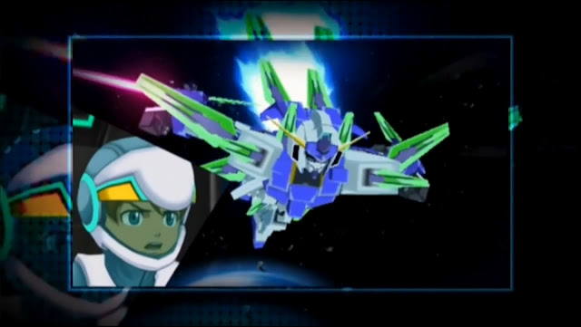 PSP: Mobile Suit Gundam AGE Universe Accel & Cosmic Drive - New TV Ad