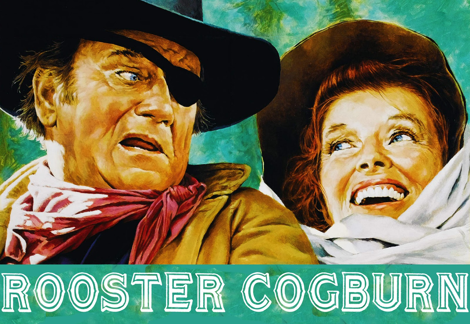 """Rooster Movie Movie Monday Rooster Cogburn """""""